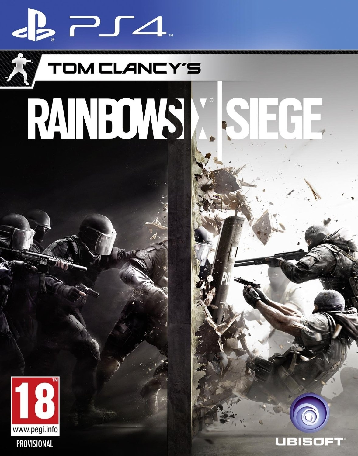 Tom Clancy's Rainbow Six: Siege PL (PS4)